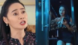 Hương vị tình thân: Bà Xuân xuất hiện trong bar gặp vợ sắp cưới của Long?