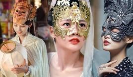 14 mỹ nhân Cbiz đeo mặt nạ cổ trang: Cúc Tịnh Y như tiên tử, Lý Thấm lạnh lùng nhưng đến trùm cuối kỳ quái như đạo chích