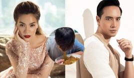 Hồ Ngọc Hà 'chỉnh đốn' Kim Lý trước cách nói chuyện với Subeo
