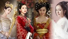 9 mỹ nhân Cbiz tạo hình nữ vương quyền lực trên màn ảnh: Dương Mịch thanh khiết, Phạm Băng Băng cao quý đến trùm cuối vẫn là tượng đài vững chắc