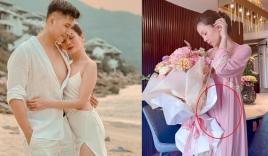Rộ tin đồn Lệ Quyên mang thai với tình trẻ Lâm Bảo Châu?