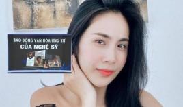 Fan Thuỷ Tiên ồ ạt đòi tẩy chay VTV sau khi 'chỉ mặt' nữ ca sĩ về chuyện 'sao kê minh bạch'