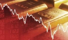 Giá vàng hôm nay 27/9: Lao dốc ngay trong phiên đầu tuần