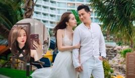 Vừa tuyên bố độc thân, Quỳnh Nga đã bị 'tình tin đồn' Việt Anh dằn mặt cực gắt