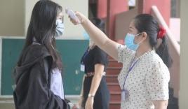 Thi tốt nghiệp THPT 2021: Bắc Giang dừng khẩn cấp 1 điểm thi vì có thí sinh nghi mắc COVID-19