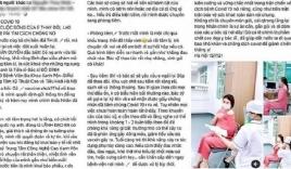 Thêm 1 cô gái khoe được ưu tiên tiêm vaccine Covid-19 nhờ 'người anh' là PGĐ một bệnh viện lớn ở Hà Nội