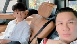 Động thái của Lệ Quyên khi quý tử khoe cận cảnh siêu xe 30 tỷ được bố tặng