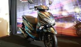 Yamaha Freego phiên bản 2021 bổ sung thêm màu mới, Honda Air Blade đã có đối thủ