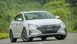 Cập nhật giá xe Hyundai Elantra mới nhất tháng 7/2021: Sedan dành cho người trẻ ưa sự mạnh mẽ