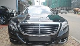 Mercedes-Benz S500 lên sàn xe cũ: Chạy chưa được 1 vạn đã mất hơn nửa giá