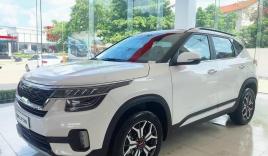 Kia Seltos bất ngờ điều chỉnh giá bán lần thứ 3 trong năm 2021