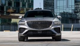 Hoàn hảo từ trong ra ngoài, Genesis GV70 giành chiến thắng ở hạng mục SUV của năm