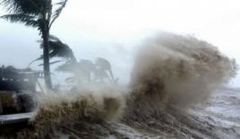 Bắc Bộ chuẩn bị đón bão Conson mạnh cấp 11, cường độ không ngừng tăng lên