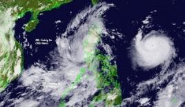 Bão Conson đêm nay uy hiếp biển Đông: 2 kịch bản di chuyển của bão vào nước ta