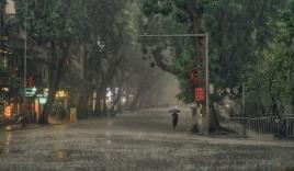 Dự báo thời tiết 15/9: Hà Nội mưa lớn cả ngày, trời mát mẻ