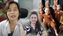 Bà Phương Hằng cao tay mời con trai 'ông trùm' Tịnh Thất Bồng Lai đến 'bóc phốt' bố đẻ
