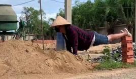 Trường Giang thất nghiệp mùa dịch, chuyển sang lao động tay chân khiến Nhã Phương xót xa
