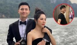 Huỳnh Anh lộ diện với thân hình phát tướng, dân tình rần rần réo gọi Bạch Lan Phương 'dùng như phá'