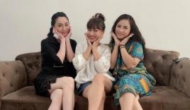 Bộ 3 bà mẹ 'tai quái' của 'Hương vị tình thân' lộ ảnh chị chị em em, nhan sắc bà Bích đặc biệt gây chú ý