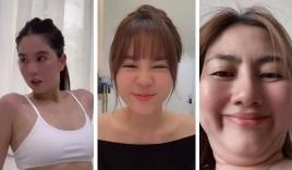 Ngọc Trinh, Ninh Dương Lan Ngọc lộ ảnh 'ngấn mỡ', liên tiếp xác lập kỷ lục mới về vóc dáng