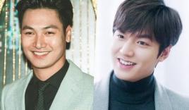Mạnh Trường 'đứng hình' mất vài giây khi được ví điển trai 'trên cơ' tài tử Hàn Quốc Lee Min Ho