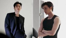 Lee Jong Suk lộ loạt ảnh thân hình như tượng tạc, thần thái 'bao ngầu' với ánh mắt có khả năng 'chế ngự' triệu trái tim
