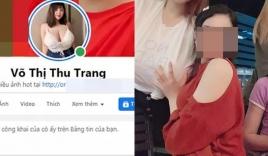 Hết công khai ảnh trên web 19+, nữ sinh siêu vòng 1 lại vô tư làm hành động 'ngại ngùng'