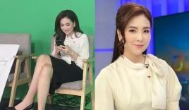 MC Mai Ngọc VTV công khai tiết lộ bí mật tủ đồ của nhà đài, cách duy trì hình ảnh trên sóng