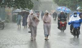 Miền Trung chịu áp thấp nhiệt đới, đối mặt với một số cơn bão vào tháng 10