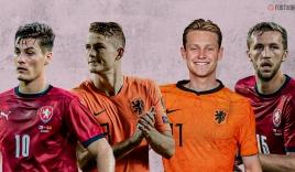 Nhận định Hà Lan vs Cộng hòa Séc, 23h00 ngày 27/06: Chờ cơn lốc nổi gió