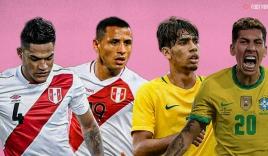 Dự đoán kết quả Brazil vs Peru, 06h00 ngày 06/07: Chủ nhà thắng cách biệt 2 bàn?