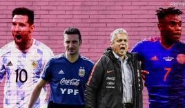 Dự đoán kết quả Argentina vs Colombia, 08h00 ngày 07/07, bán kết Copa America 2021