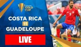 Trực tiếp Jamaica vs Guadeloupe, cập nhật link xem trực tiếp Jamaica vs Guadeloupe, 05h30 ngày 17/07