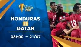 Dự đoán Honduras vs Qatar, 08h00 ngày 21/07, bảng D Cúp vàng CONCACAF