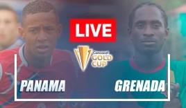 Trực tiếp Panama vs Grenada, cập nhật link xem trực tiếp Panama vs Grenada, 08h00 ngày 21/07