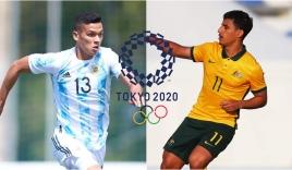 Nhận định U23 Argentina vs U23 Australia, 17h30 ngày 22/7: Đàn em Messi mơ Huy chương vàng