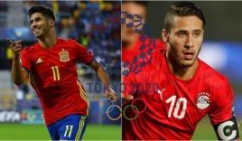 Nhận định U23 Tây Ban Nha vs U23 Ai Cập, 14h30 ngày 22/7: Bất ngờ với tỉ số hòa?