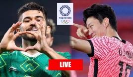 Trực tiếp Hàn Quốc vs Mexico, link xem Hàn Quốc vs Mexico: 18h00 ngày 31/07