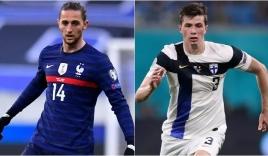 Trực tiếp Pháp vs Phần Lan, link xem trực tiếp Pháp vs Phần Lan: 02h45 ngày 08/09