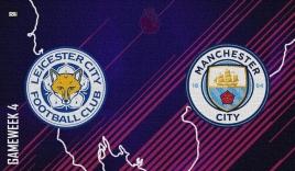Trực tiếp Leicester vs Man City, link xem trực tiếp Leicester vs Man City: 21h00 ngày 11/09