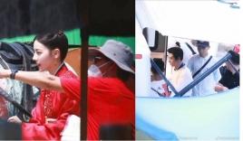 Nhiệt Ba, Cung Tuấn đẹp đứng hình trong 'An Lạc truyện', fans quên ngay lời thề tẩy chay ảnh leak