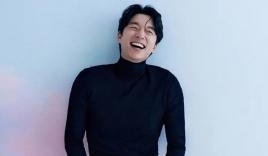 'Yêu tinh' Gong Yoo cười mê muội trên bìa Marie Claire