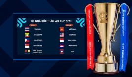 Kết quả bốc thăm AFF Cup 2020: Việt Nam tái ngộ đối thủ khó chơi tại VL World Cup
