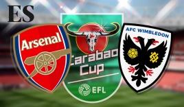 Nhận định Arsenal vs Wimbledon (01h45, 23/09) vòng 3 Cúp Liên đoàn Anh: Từng bước thoát khủng hoảng
