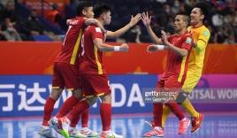 Áp đảo Á quân Thế giới ở cuối trận, ĐT Việt Nam ngẩng cao đầu rời World Cup Futsal 2021
