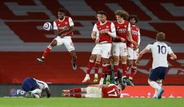 Lịch thi đấu bóng đá châu Âu hôm nay 26/9: Tâm điểm derby London, Arsenal vs Tottenham