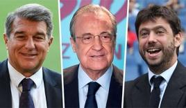 Ngỡ ngàng phán quyết cuối cùng của UEFA về Barca, Real và Juventus trong 'thương vụ' Super League