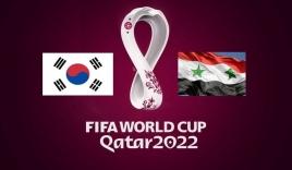 Nhận định Hàn Quốc vs Syria (18h, 07/10) vòng loại thứ 3 World Cup: Không chỉ có Son Heung Min