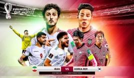 Nhận định Iran vs Hàn Quốc (20h30, 12/10) vòng loại World Cup 2022: Lịch sử chống lưng chủ nhà