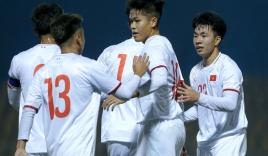 Thắng đậm U23 Kyrgyzstan, U23 Việt Nam vẫn khiến thầy Park đau đầu